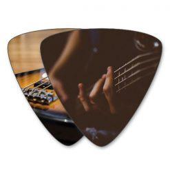 Plektren Bedrucken - Bass Doppelseitig