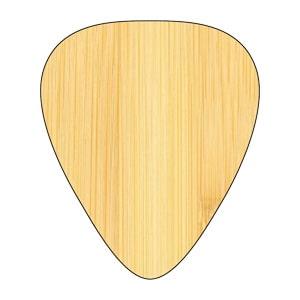 Gitarrenpickel aus Holz - Ahorn