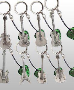 sleutelhangers-gitaren