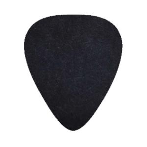Delrin Gitarren Picks - Schwarz