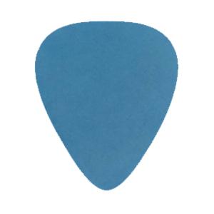 Delrin Gitarren Picks - Blau
