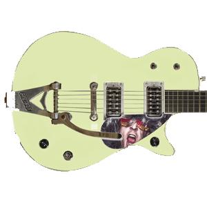 Gitarre Schlagbrett - ES335