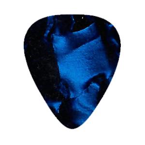 Vintage Plektren - Blau